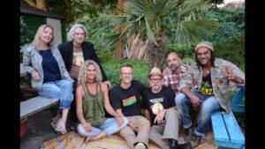 Reggae Cafe ft. Hedgehog's Garden